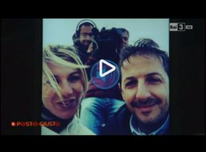 Biagio Teseo RAI Reclog Startup con Ughetta Di Carlo
