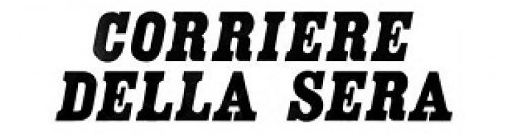 logo Corriere della Sera newspaper